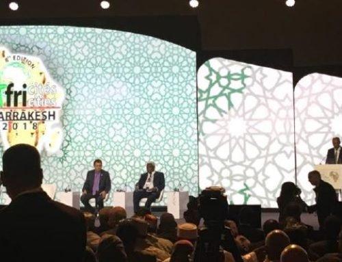 Sommet des villes et territoires d'Afrique, AFRICITES 8 (MAROC)
