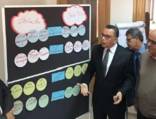 Session internationale de formation au Leadership Local Tunis (Tunisie)