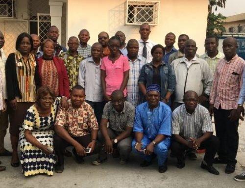 Formation sur le Budget Participatif à Brazzaville (Congo)