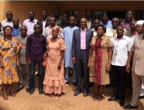 Session internationale de formation au budget participatif, 2018 Ouagadougou BURKINA FASO